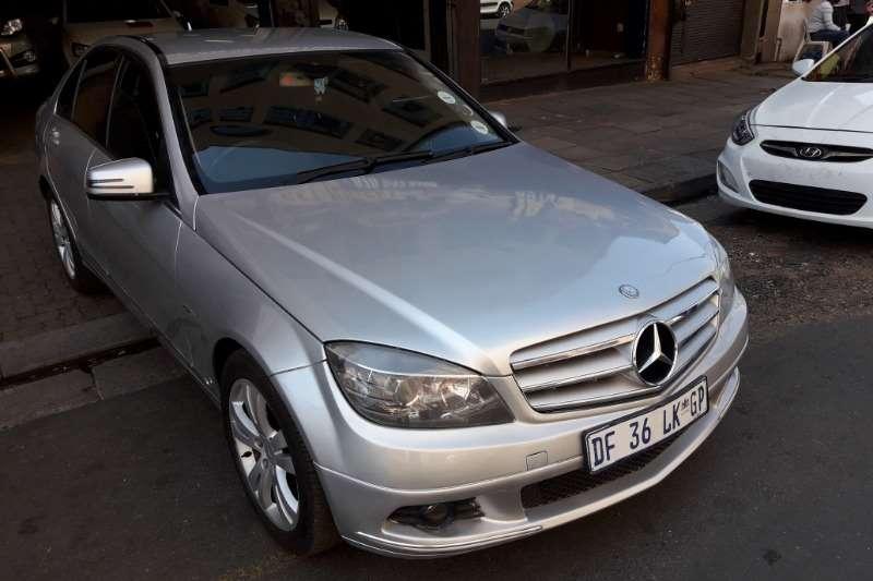 2010 Mercedes Benz 180C