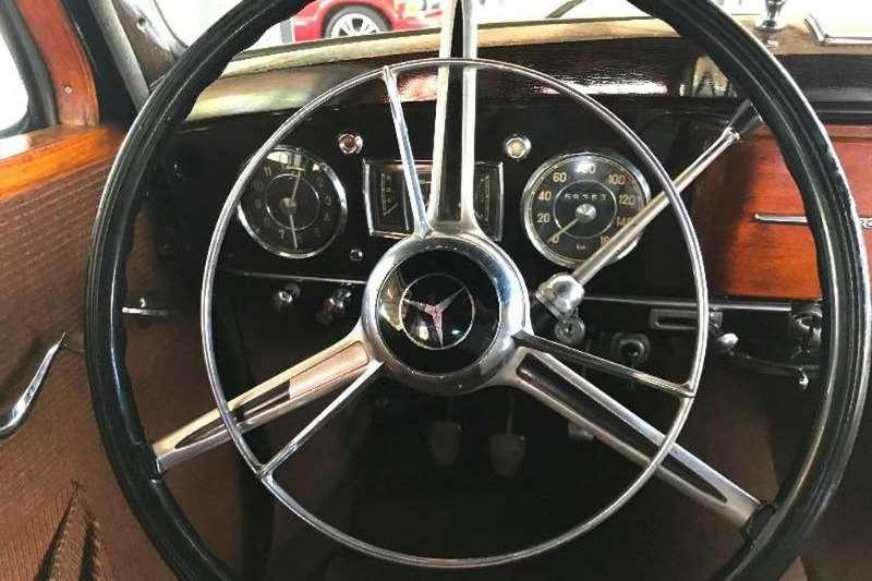 Mercedes Benz 220R 1952
