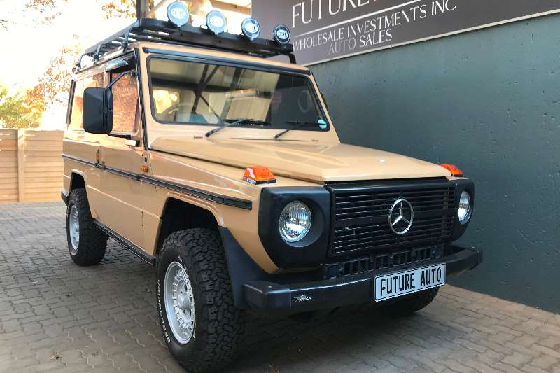 1982 Mercedes Benz 300 GD