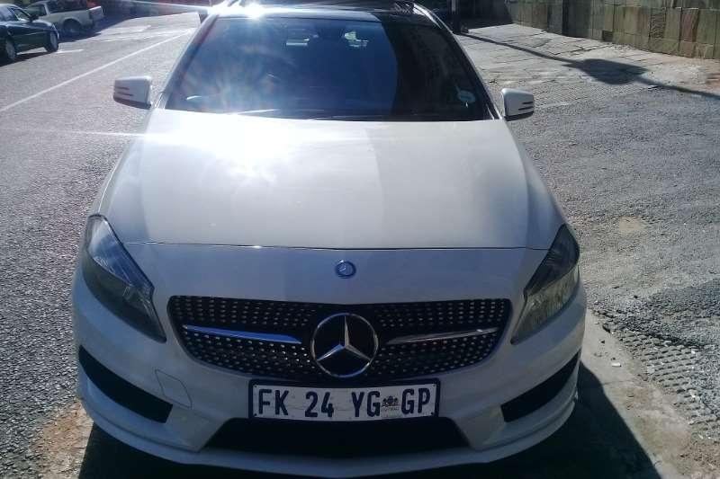 Mercedes Benz A Class A180 2014