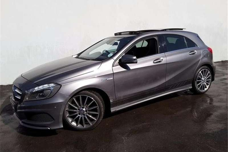 2015 mercedes benz a class a200 amg line auto cars for sale in gauteng r 389 999 on auto mart. Black Bedroom Furniture Sets. Home Design Ideas