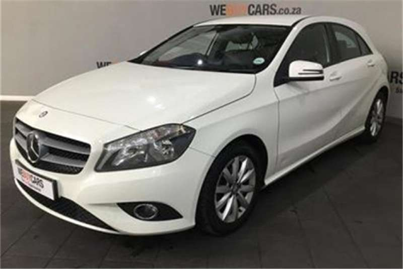 Nice 2014 Mercedes Benz A Class A200 Auto Hatchback ( Petrol / FWD / Automatic )  Cars For Sale In Western Cape | R 225 000 On Auto Mart