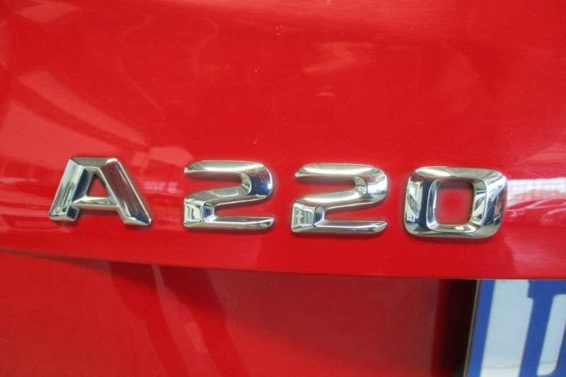 Mercedes Benz A-Class A220 CDI BE A/T 2015