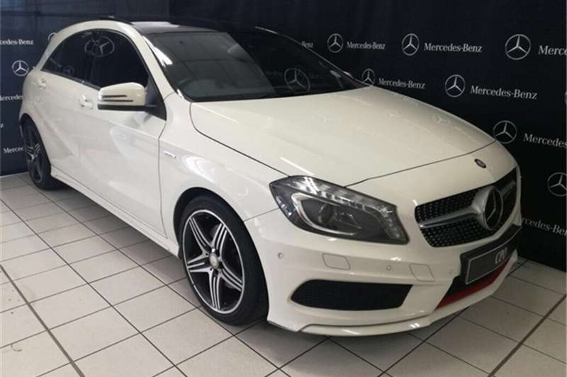 2016 Mercedes Benz A Class A250 Sport Cars For Sale In Western Cape Rh  Automart Co