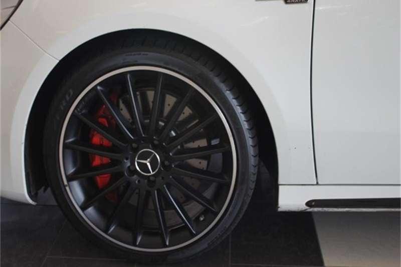 Mercedes Benz A Class A45 4Matic 2018