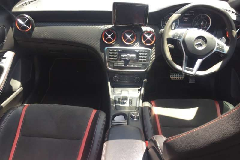 Mercedes Benz A Class A45 AMG 4Matic Edition 1 2015