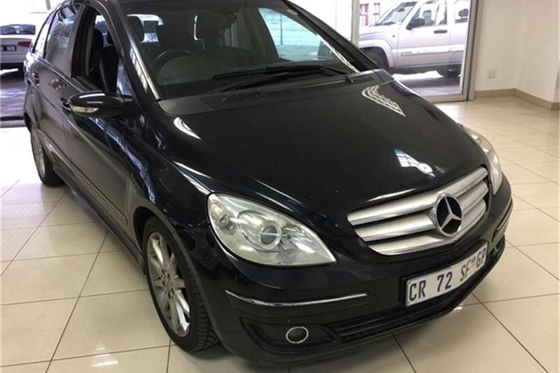 2006 mercedes benz b class 200 turbo a t cars for sale in. Black Bedroom Furniture Sets. Home Design Ideas