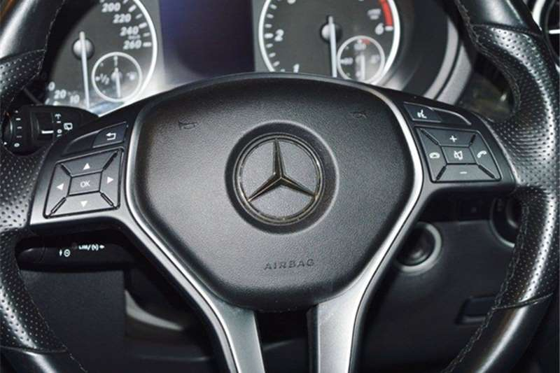 Mercedes Benz B Class B180CDI 2013