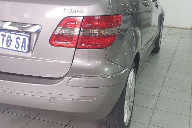 Mercedes Benz B Class B200 2007