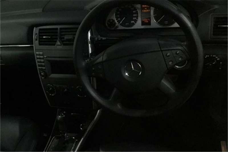 Mercedes Benz B Class B200 Autotronic 2011