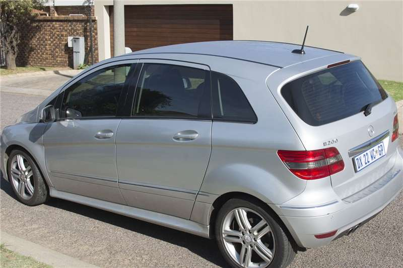 2009 mercedes benz b class b200 turbo cars for sale in. Black Bedroom Furniture Sets. Home Design Ideas