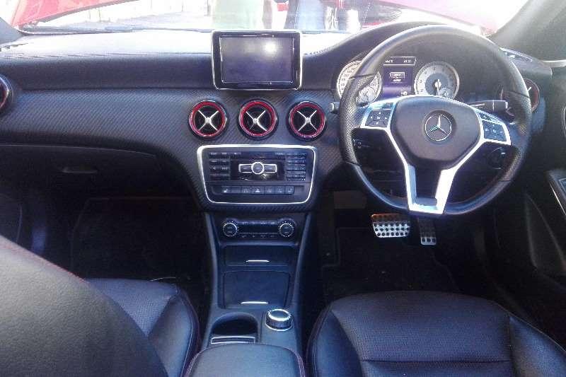 Mercedes Benz Benz A250 auto 2015
