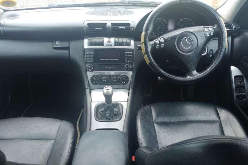 Mercedes Benz C-Class A4 3.0TDI quattro 2006