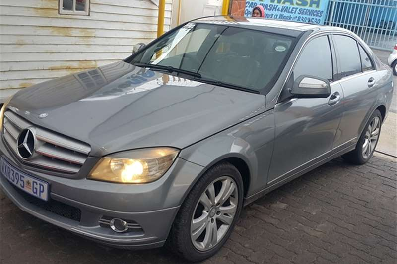 2010 mercedes benz c class c 200 kompressor cars for sale in gauteng r 160 000 on auto mart. Black Bedroom Furniture Sets. Home Design Ideas