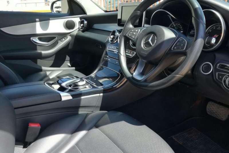 Mercedes Benz C Class C180 2014