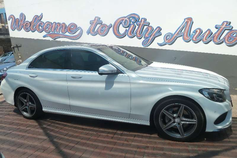 2016 mercedes benz c class c180 amg line auto sedan for Mercedes benz of greensboro used cars