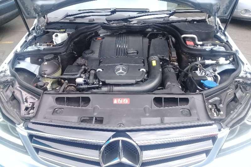 Mercedes Benz C Class C180 AMG Sports auto 2013