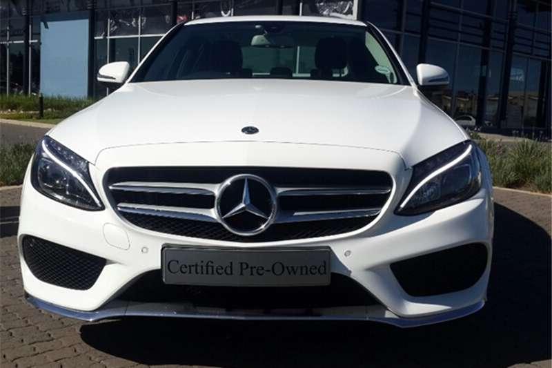2017 Mercedes Benz C Class C180 AMG Sports Auto Sedan ( Petrol / RWD /  Automatic ) Cars For Sale In Mpumalanga | R 469 900 On Auto Mart