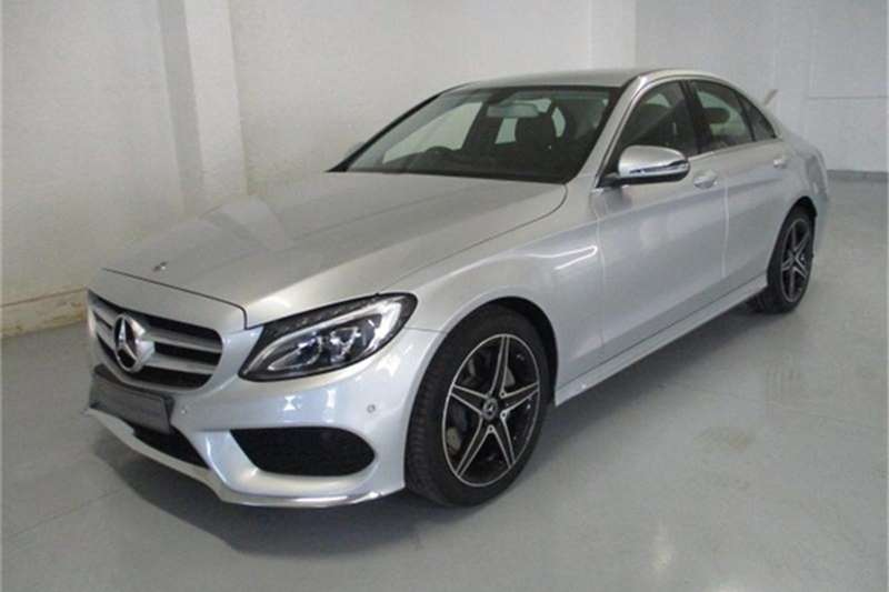 Mercedes Benz C Class C180 AMG Sports auto 2017