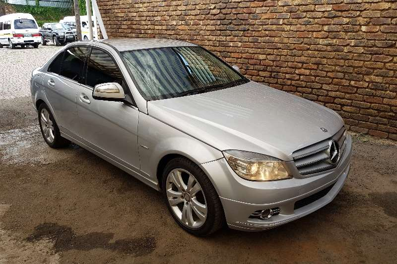 2010 mercedes benz c class c180 cgi cars for sale in gauteng r 120 000 on auto mart. Black Bedroom Furniture Sets. Home Design Ideas