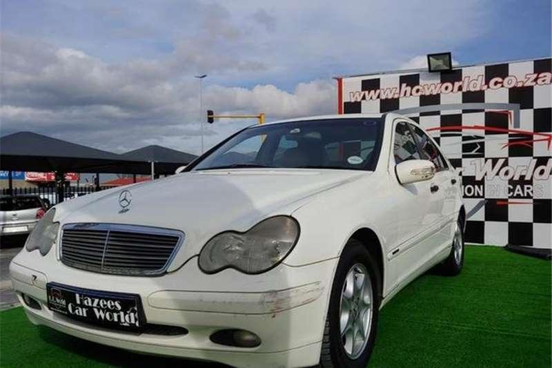 2002 Mercedes Benz C Class
