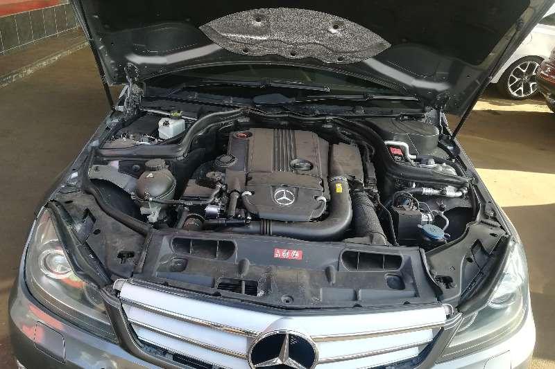 Mercedes Benz C Class C200 AMG Line auto 2013