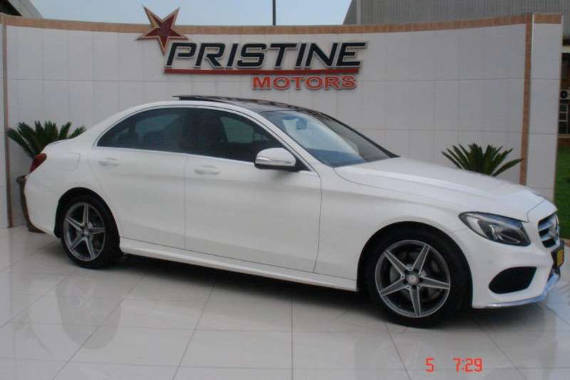 2017 Mercedes Benz C Cl C200 Amg Line Auto Cars For In Gauteng R 539 950 On Mart