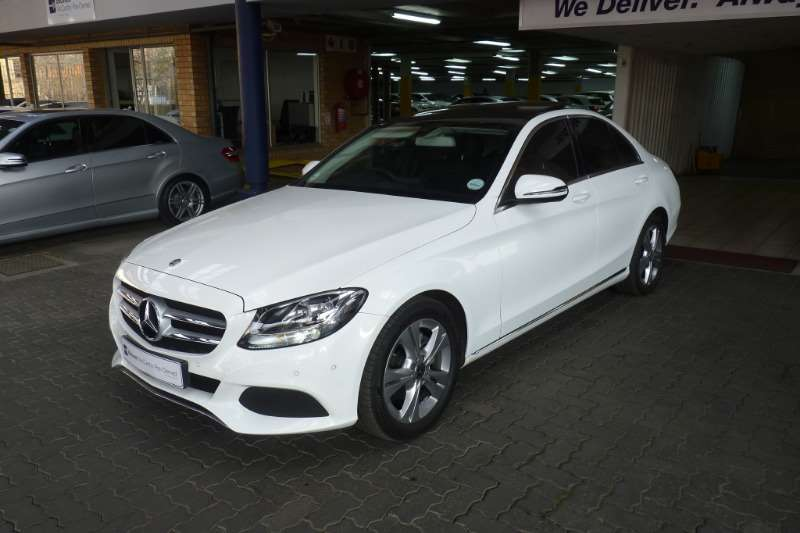 2017 Mercedes Benz C Cl C200 Auto Cars For In Gauteng R 494 900 On Mart