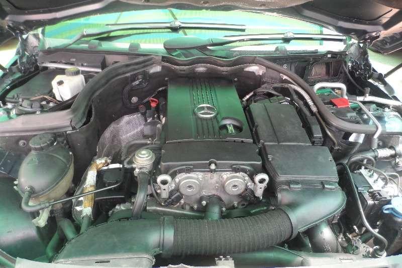 Mercedes Benz C Class C200 Avantgarde auto 2008