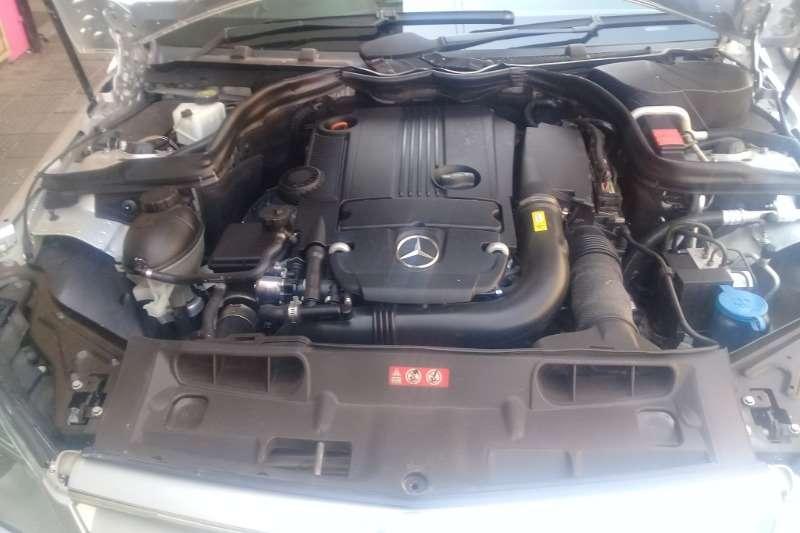Mercedes Benz C-Class C200 CGI 2011