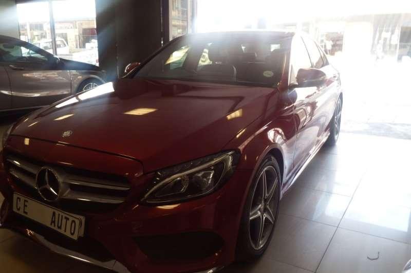 Mercedes Benz C-Class C200 Edition C 2015