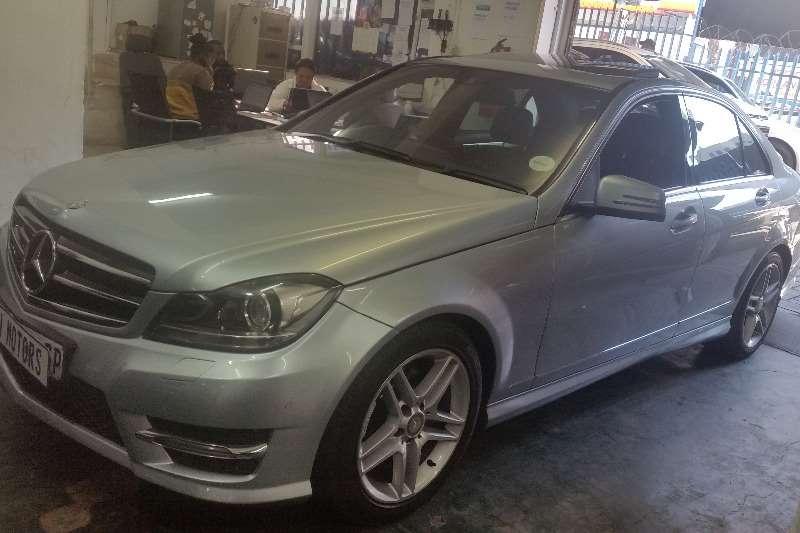 Mercedes Benz C-Class C200 Edition C AUTO 2013