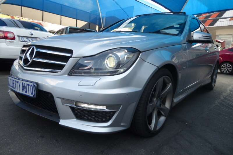 Mercedes Benz C-Class C200 Edition C CDi Diesel Engine 2013