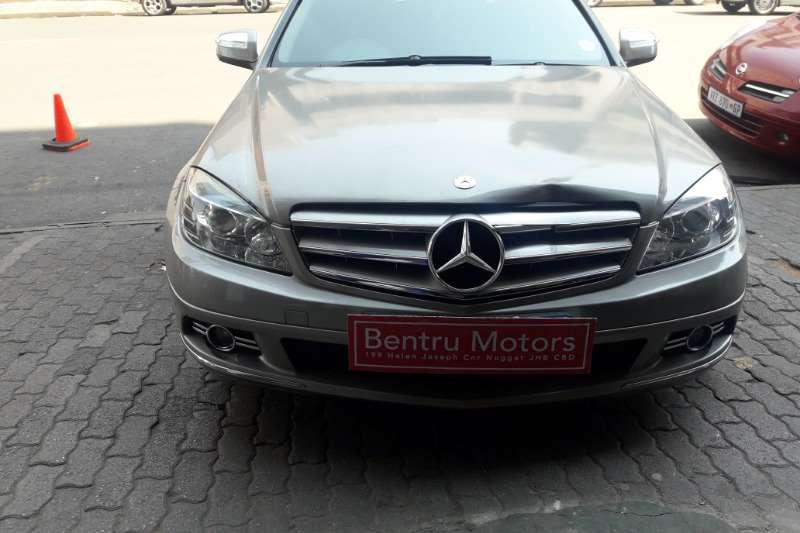 2018 Mercedes Benz C Class C200 Kompressor Cars For Sale In Gauteng
