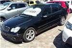 Mercedes Benz C Class C200 Kompressor Avantgarde 2007