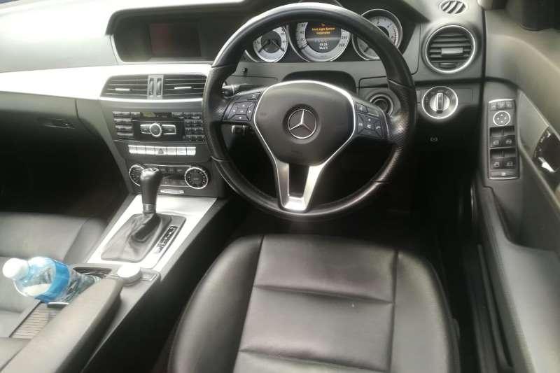 Mercedes Benz C Class C200CDI Elegance 2013