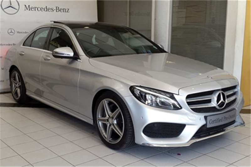 2016 Mercedes Benz C Cl C220 Bluetec Amg Sports Auto Cars For In Western Cape R 499 900 On Mart