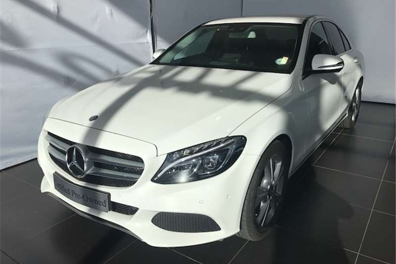 Mercedes Benz C Class C220 Bluetec Avantgarde auto 2017