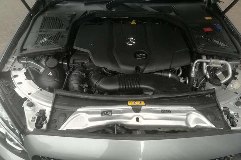 Mercedes Benz C Class C220 Bluetec Exclusive auto 2014