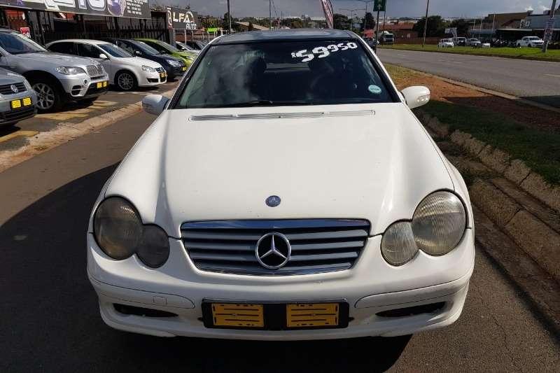 Mercedes Benz C Class C230 Classic 2002