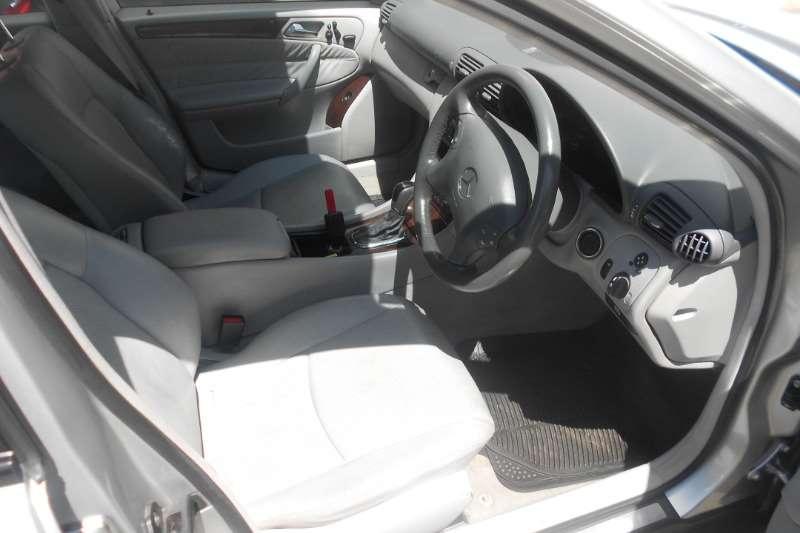 Mercedes Benz C-Class C240 automatic 2000