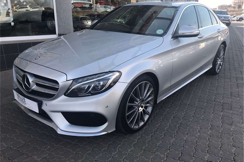 Mercedes Benz C Class C250 BlueTec AMG Sports 2014