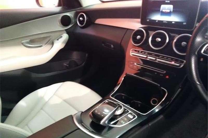 Mercedes Benz C Class C250d Avantgarde 2014
