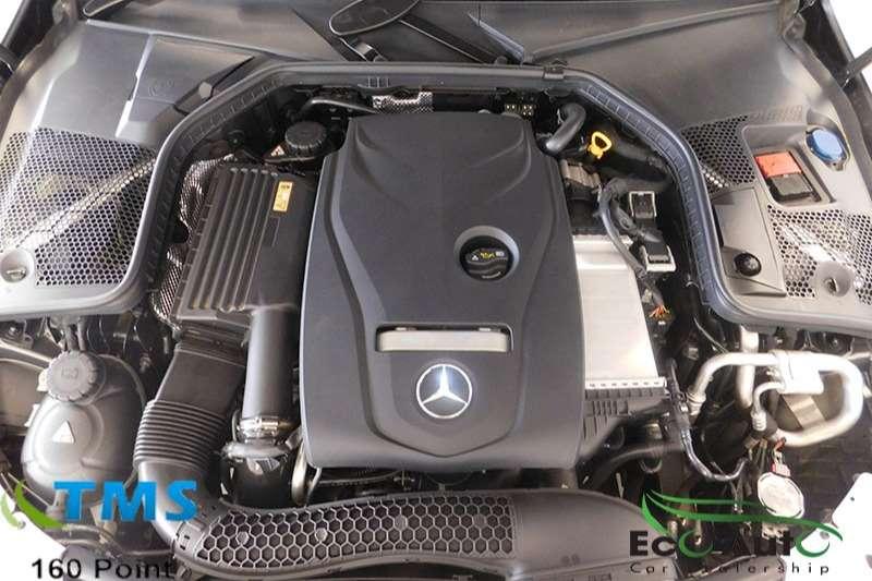 Mercedes Benz C Class C300 coupe AMG Line 2016