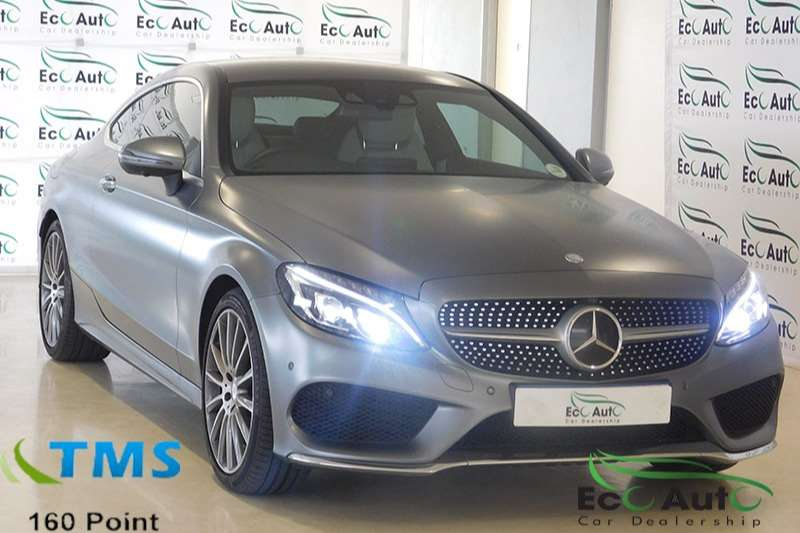 2016 Mercedes Benz C Cl C300 Coupe Amg Line Cars For In Gauteng R 624 999 On Auto Mart