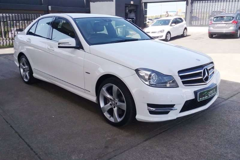 2014 mercedes benz c class c300 elegance cars for sale in gauteng