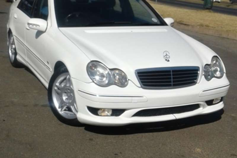 2002 mercedes benz c class c32 amg cars for sale in gauteng r 84 700 on auto mart. Black Bedroom Furniture Sets. Home Design Ideas