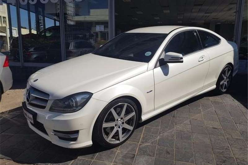 2012 Mercedes Benz C Class C350 Coupe AMG Sports Cars For Sale In Gauteng |  R 249 890 On Auto Mart
