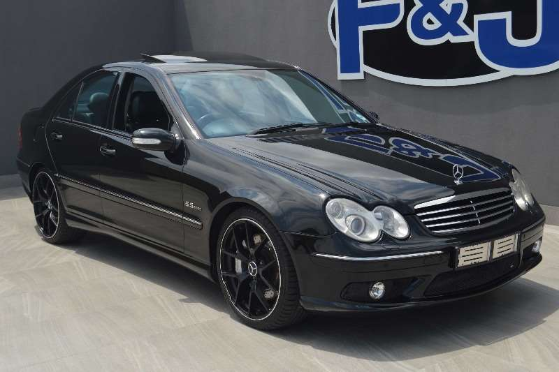 2006 mercedes benz c class c55 amg sedan rwd cars for sale in gauteng r 249 900 on auto mart. Black Bedroom Furniture Sets. Home Design Ideas