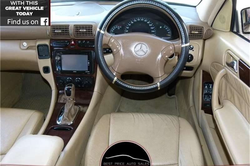 Mercedes Benz C Class Elegance AT 2001